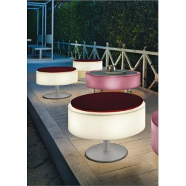 Modoluce Atollo Pouf & Table