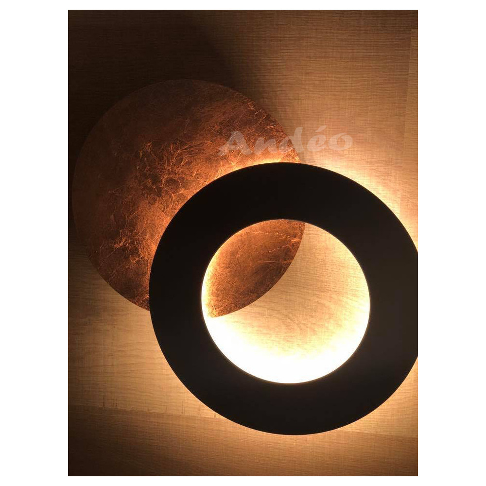 Icone Vera 31 26 And 21 Wall And Ceiling Lamp Led Disc Design